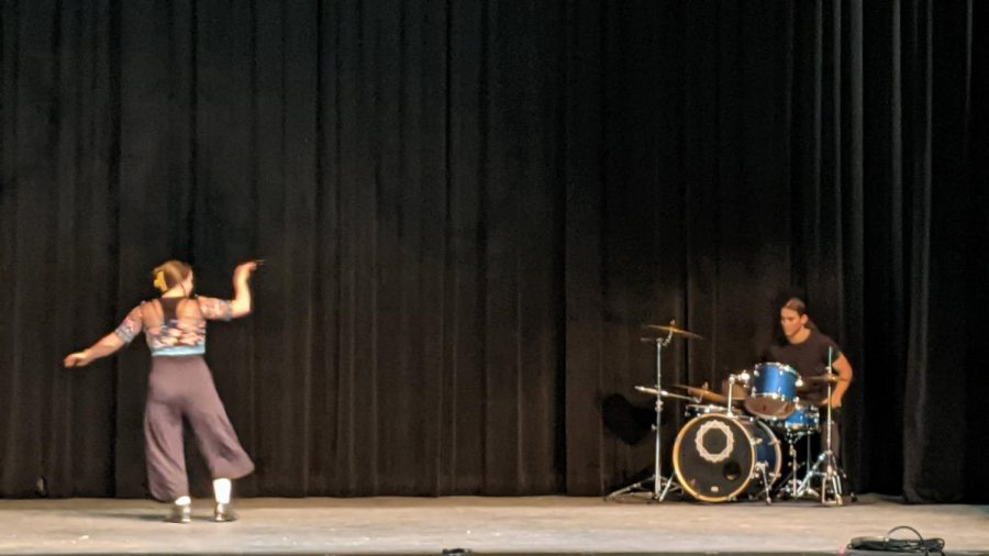 tap and drum dance audition