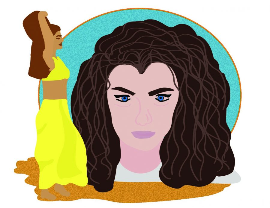 Opinion—Sick of her celebrity: a review of Lorde's 'Solar Power'