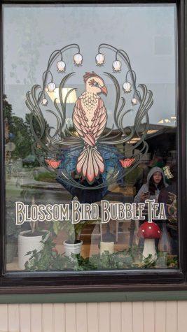 blossom bird bubble tes