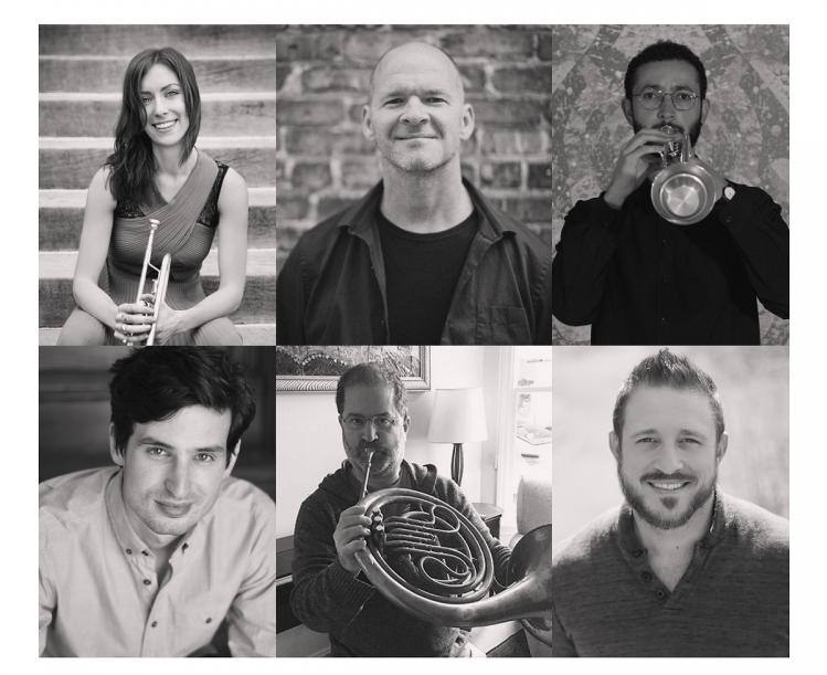Photos of Wisconsin Brass Quintet